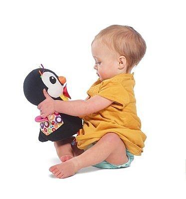 Музыкальный пингвин Оскар Tomy lamaze L27245