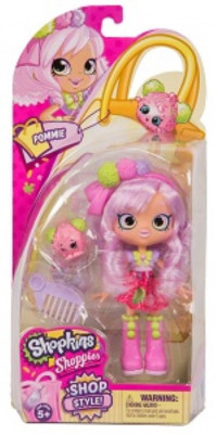 Кукла ПОММИ Shoppies Moose (Shopkins) 56934 Уценка