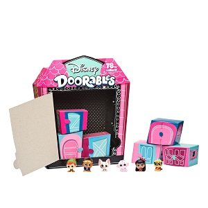 Мульти набор Disney Doorables (5+фигурок) Moose Disney Doorables 69402