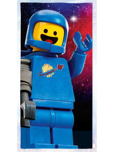 Полотенце Movie 2 Spacer LEGO LM2029