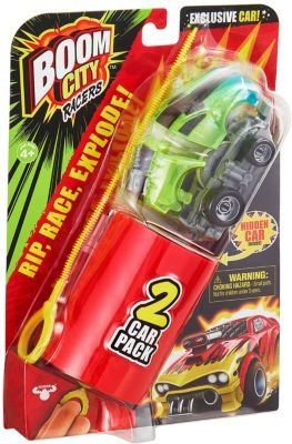2 машинки Hot tamale Moose (Boom City Racers) 40059