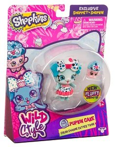 Фигурка Shoppet c Шопкинс - Пап Кейк S9 Moose (Shopkins) 56959