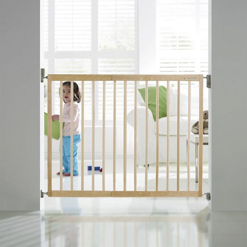 Барьеры-ворота расширяющиеся деревянные 63