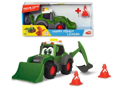 Погрузчик Happy Fendt 21 см Dickie Toys3814013