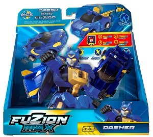 Стартовый набор Dasher Fuzion Max (Toy Plus) 54003