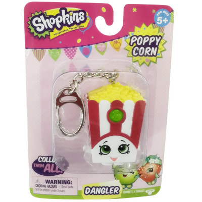 Брелок Шопкинс Shopkins poppy corn Moose (Betty Spaghetty) 93306