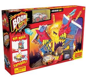 """Игровой набор """"Салют"""" Boom City Racers Moose"""