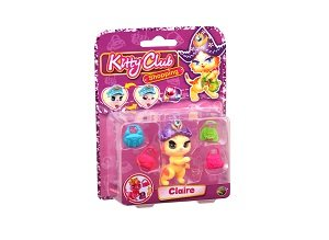 Игровой набор Kitty Club Shopping «Я люблю сумочки» в блистере Dracco D162002-3850