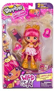 Кукла - Липпи Лулу Shoppies Moose (Shopkins) 56712
