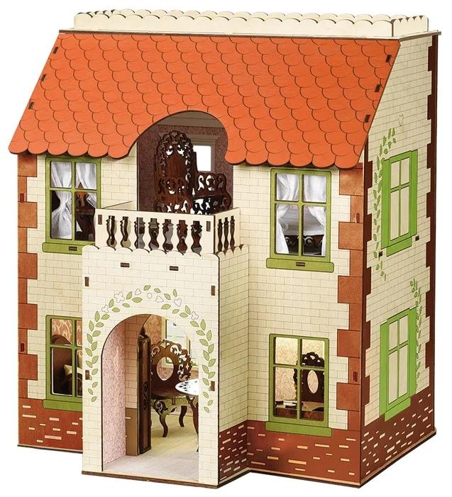 """Дом 2-этажный с черепичной крышей """"Одним"""