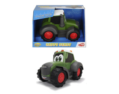Трактор Happy Fendt 25см Dickie Toys 3814008