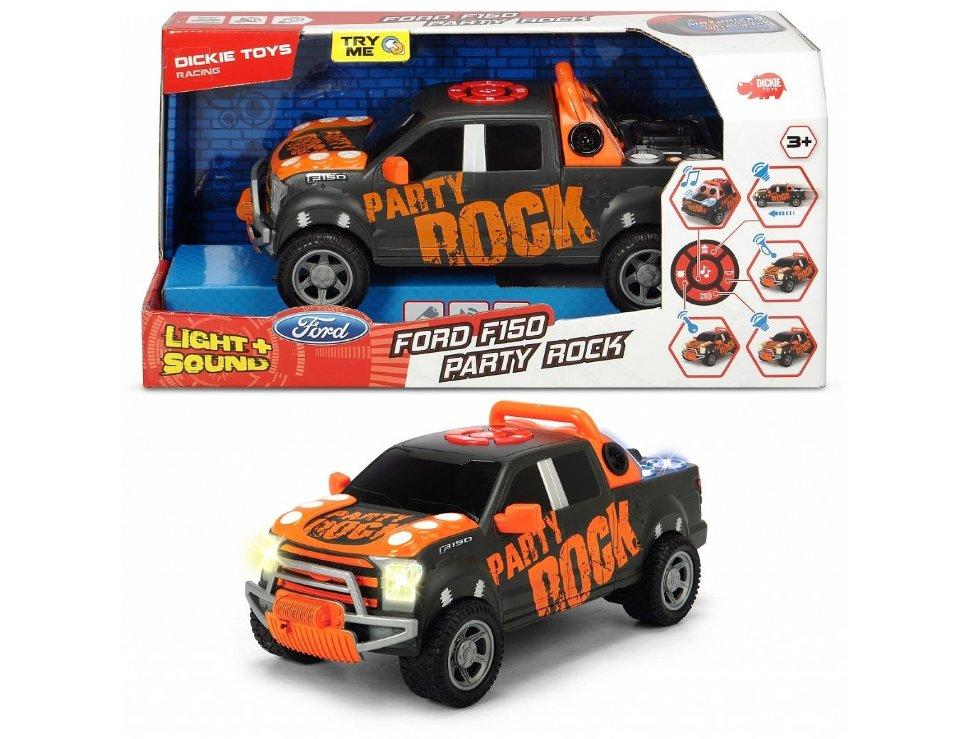"Машина Форд F-150 ""Party Rock Anthem"", моториз"