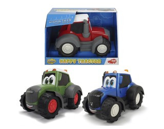 Трактор Happy Fendt  25 см 3 вида Dickie Toys 3814011