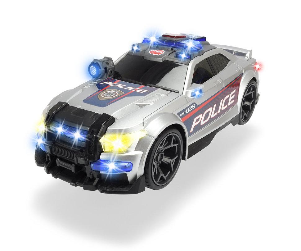"""Полицейская машина """"Сила улиц"""", свет, звук"""