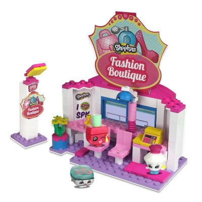 Конструктор средний Bridge (Shopkins) 37328